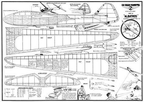 Free Model Glider Plans Download