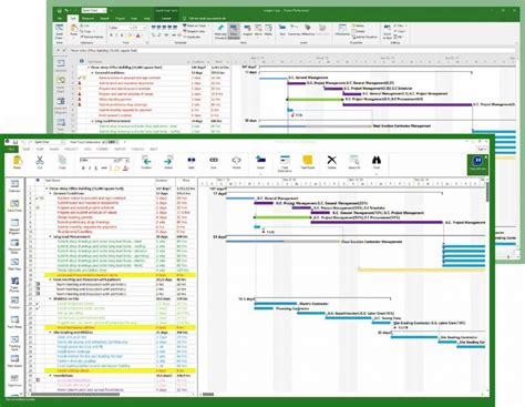 Free Online Project Plan Viewer
