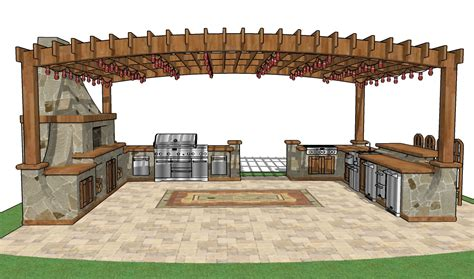 Free Outdoor Gazebo Plans