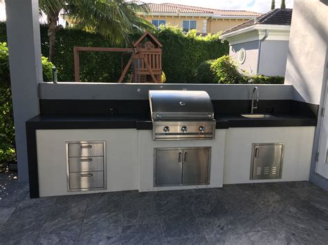Free Outdoor Kitchen Plans Barbeques Galore