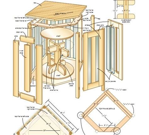 Free PDF Plans For Woodworking