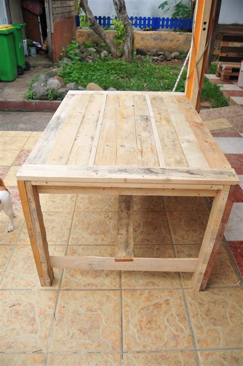 Free Pallet Coffee Table Plans