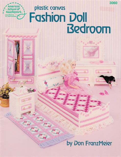 Free Patterns For Fashion Doll Furniture