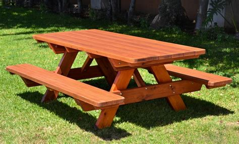 Free Picnic Tables Patterns For Dog