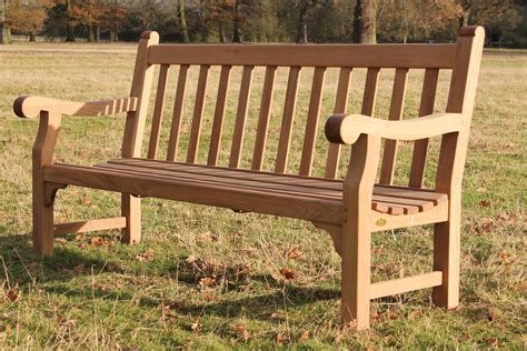 Free Plans For Building A Park Bench