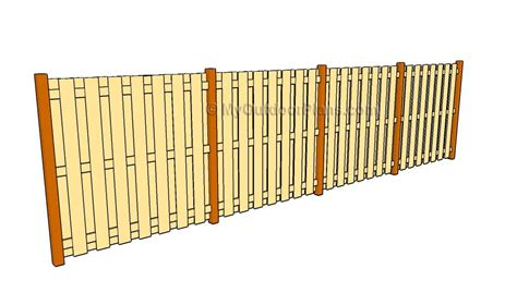 Free Plans For Cedar Fence Projects Abroad Care