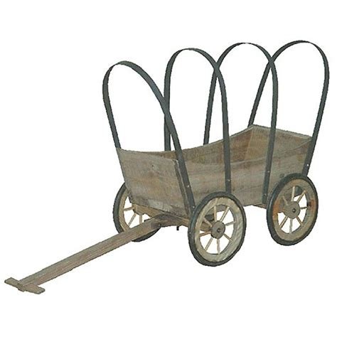 Free Plans For Covered Wagon Planter