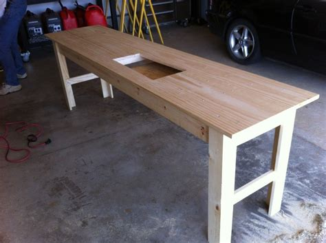 Free Plans For Sewing Table