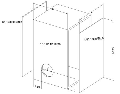 Free Plans To Build A Cajon Drum