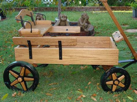 Free Plans To Build A Wooden Wagon