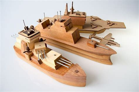 Free Plans Wooden Toy Boats