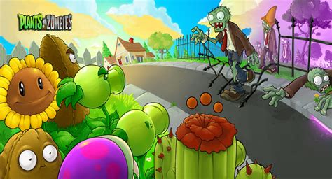 Free Plants Vs Zombies 1