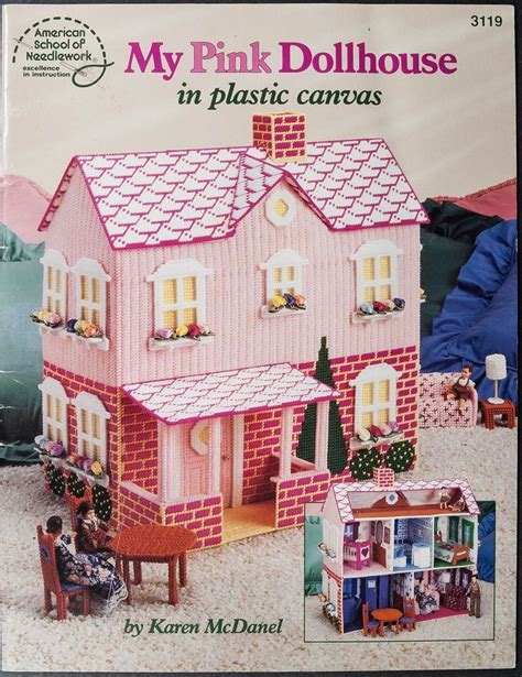 Free Plastic Canvas Dollhouse Patterns Ebook