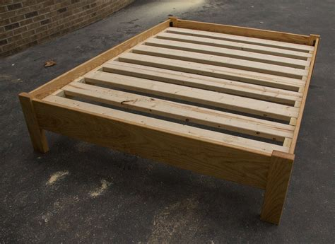 Free Platform Bed Plans Full Size