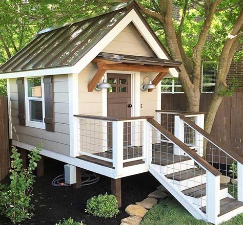 Free Playhouse Construction Plans