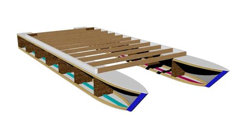 Free Plywood Boat Plans Pontoon