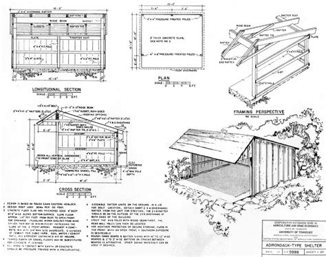 Free Pole Barn Building Plans