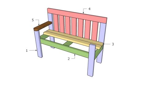 Free Porch Bench Plans