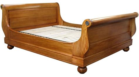 Free Queen Sleigh Bed Plans