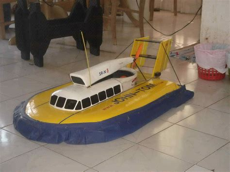 Free Rc Model Hovercraft Plans