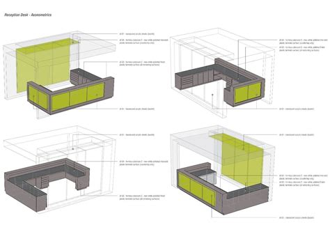 Free Reception Desk Plans
