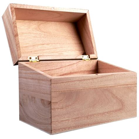 Free Recipe Card Box Plans
