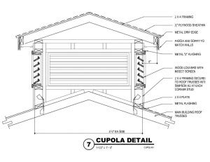Free Shed Cupola Plans Roof