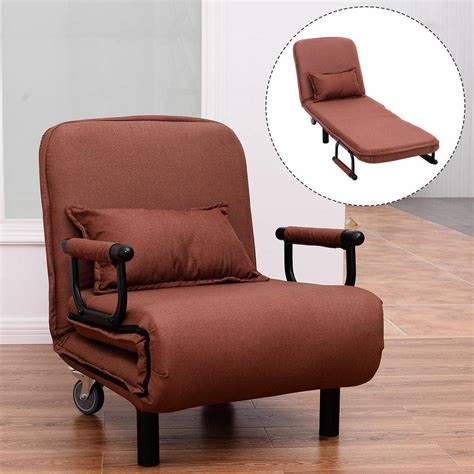 Free Shipping Chairs That Recline Into Beds
