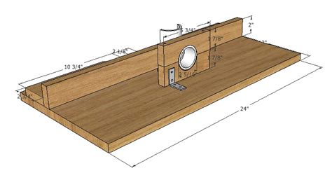 Free Sketchup Woodworking Plans