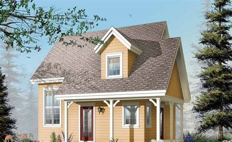 Free Small Bungalow Plans
