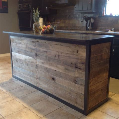 Free Standing Bar Design Plans