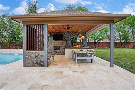 Free Standing Cover Patio Plans