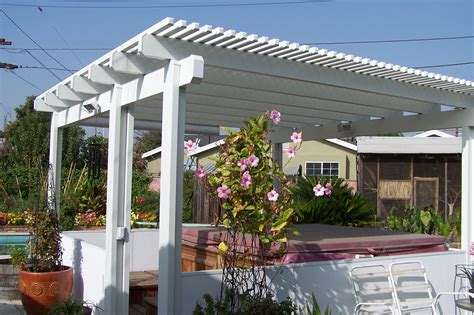 Free Standing Covered Patio Plans
