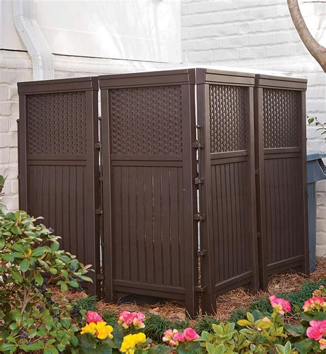Free Standing Garden Privacy Screens