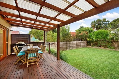 Free Standing Roof Over Deck Plans
