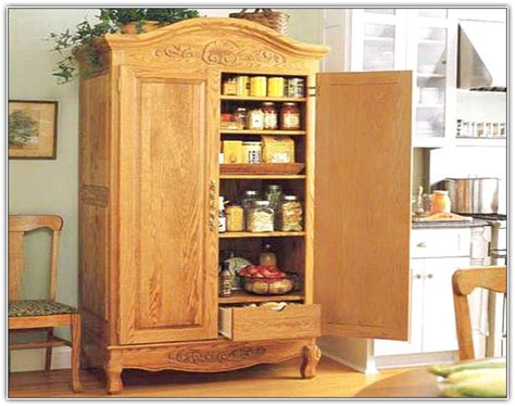 Free Standing Storage Cabinet Plans