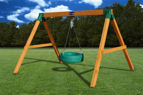 Free Standing Tire Swing Plans
