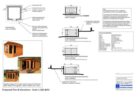 Free Summer House Design Plans