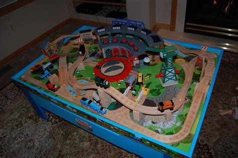 Free Thomas Train Table Plans