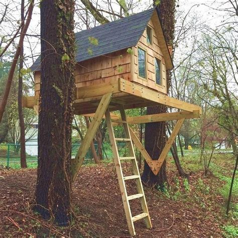Free Tree House Building Plans