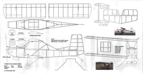Free Ultralight Airplane Plans Download