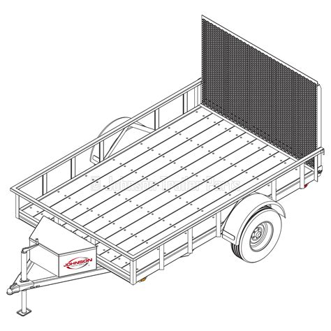 Free Utility Trailer Plans Download Music