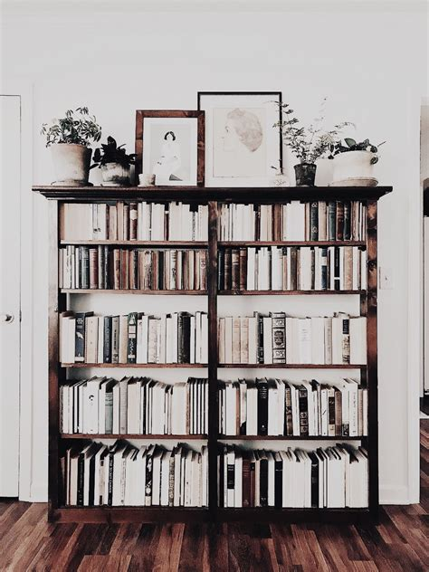 Free Wall Bookcase Plans