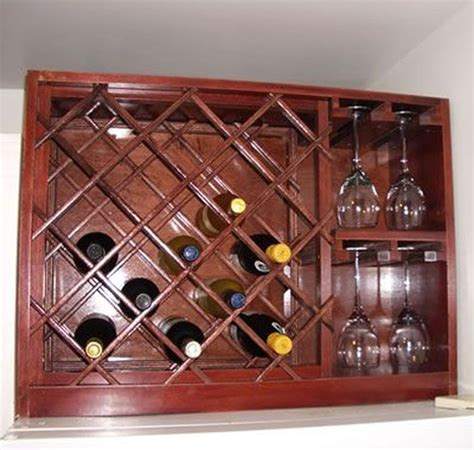 Free Wine Rack Blueprints For Houses
