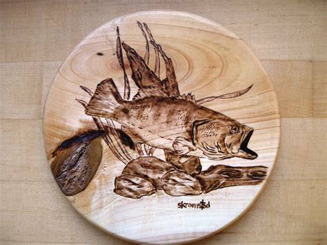 Free Wood Burning Patterns Pyrography Techniques