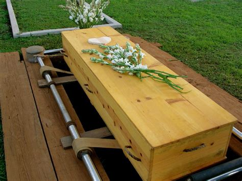 Free Wood Coffin Building Plans