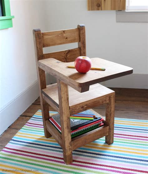 Free Wood Desk Chair Plans