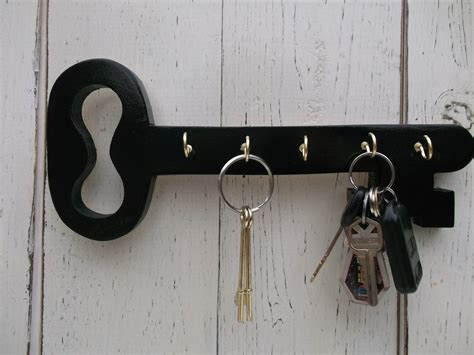 Free Wood Key Holder Plans