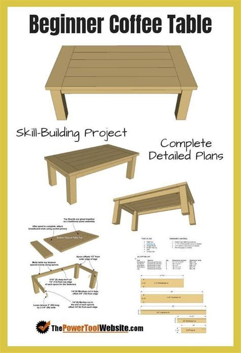 Free Wood Plans For Beginners