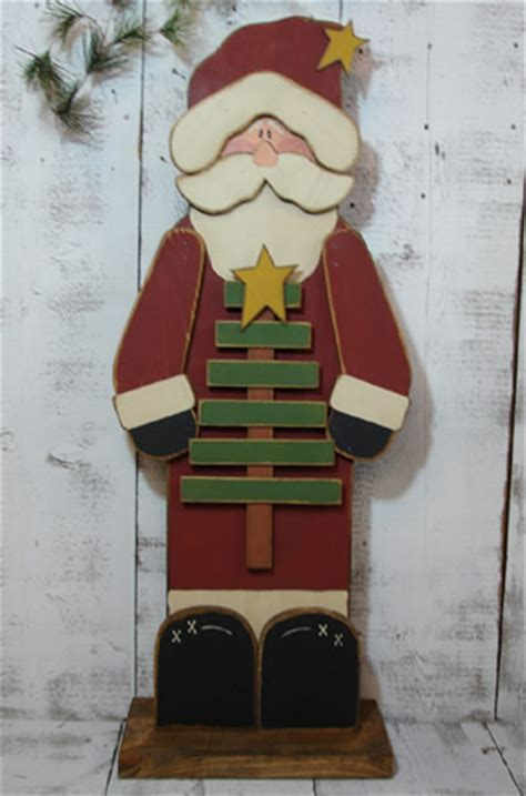Free Wood Santa Claus Patterns